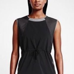 Nike Women's Bonded Sleeveless Sport Casual Top